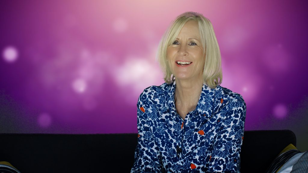 Hilary, who tells her story of quitting smoking